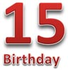 15th Birthday Sayings