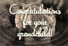Congrats for Grandchild