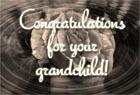 Congrats for Grandchild