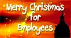 Employees Christmas Wishes